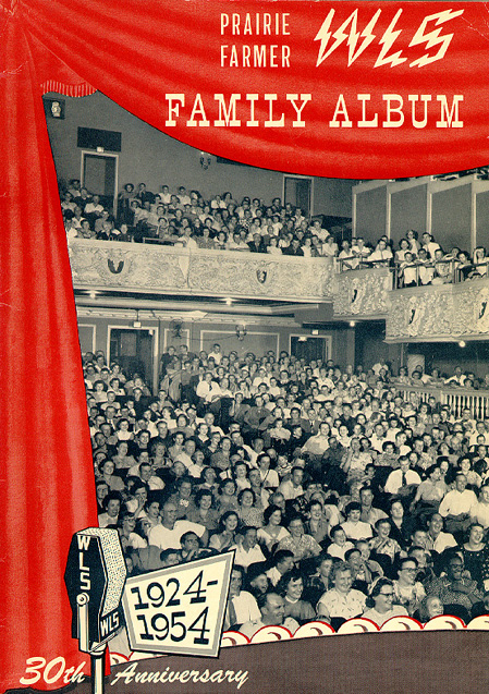 The 1954 Wls Family Album